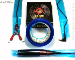 Protection for tattoo cable Big Wasp