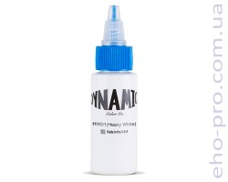 Tattoo ink Dynamic HWD-1 Non Mixing Heavy White