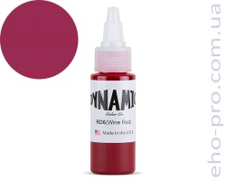 Tattoo ink Dynamic RD6 Wine Red