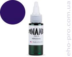 Фарба для тату Dynamic VD1 Violet