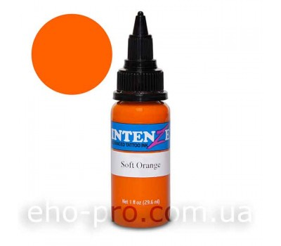 Фарба для тату Intenze Soft Orange