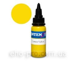 Фарба для тату Intenze Lemon Yellow