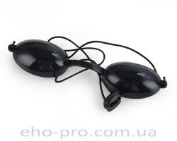 Захисні окуляри для видалення тату на обличчі
