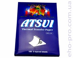 Transfer tattoo paper ATSUI